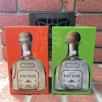 Patron Tins from the Caribbean Burlington, L7L 5W9