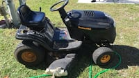 Black poulan pro ride-on mower North Fort Myers, 33903
