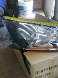 black and gray car headlight San Antonio, 78245