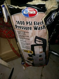 all-power PSI electric pressure washer box Columbus, 43205