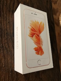 iPhone 6S ROSE GOLD - 16 GB