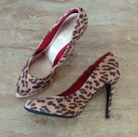 New! Leopard print shoes  Toronto