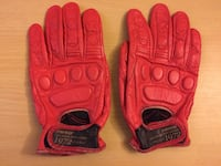 Dainese Leather Shorty Gloves In Great Shape Torrance, 90501