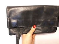 black leather rudsak clutch - negotiable Montreal, H4A