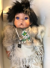 Brand new in box collectors Native American girl doll Calabasas, 91302