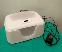 white and gray portable air cooler 125 mi