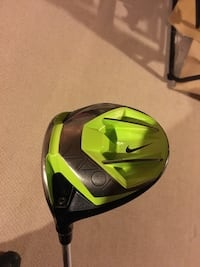 Nike Vapor Driver. 10.5 S-flex shaft Left handed golf club Georgina