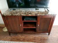 TV Cabinet + Coffee Table + 2 Side Tables