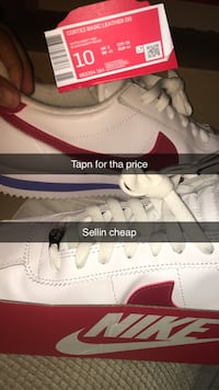 Cortez leather og