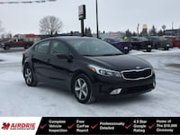 2018 Kia Forte LX - Heated Seats! New Tires! Airdrie