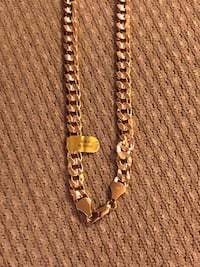 Chain for Men gold plated  Rockville, 20852