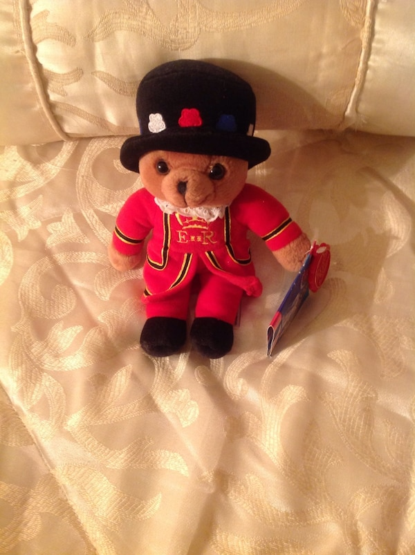 Adorable little Beefeater