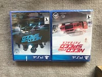Need for speed bundle for PS4 NEW