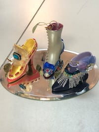 Ashton Drake Stepping In Time ornaments collection (west side) El Paso, 79932