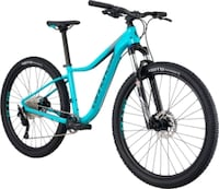 Cannondale karbon i god stand. Trail 3 Women's Mountain bike.  Bærum, 1348