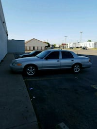 Ford - Crown Victoria - 2003 Oklahoma City