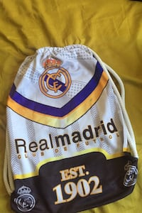 Real madrid gym bag Winnipeg, R2J