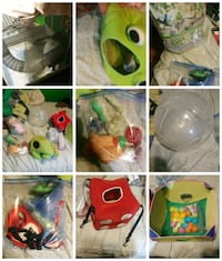 Huge ferret cage + ALOT of accessories  Montréal, H8R 2W2