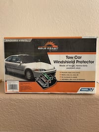 Universal Tow Car Windshield Protector.