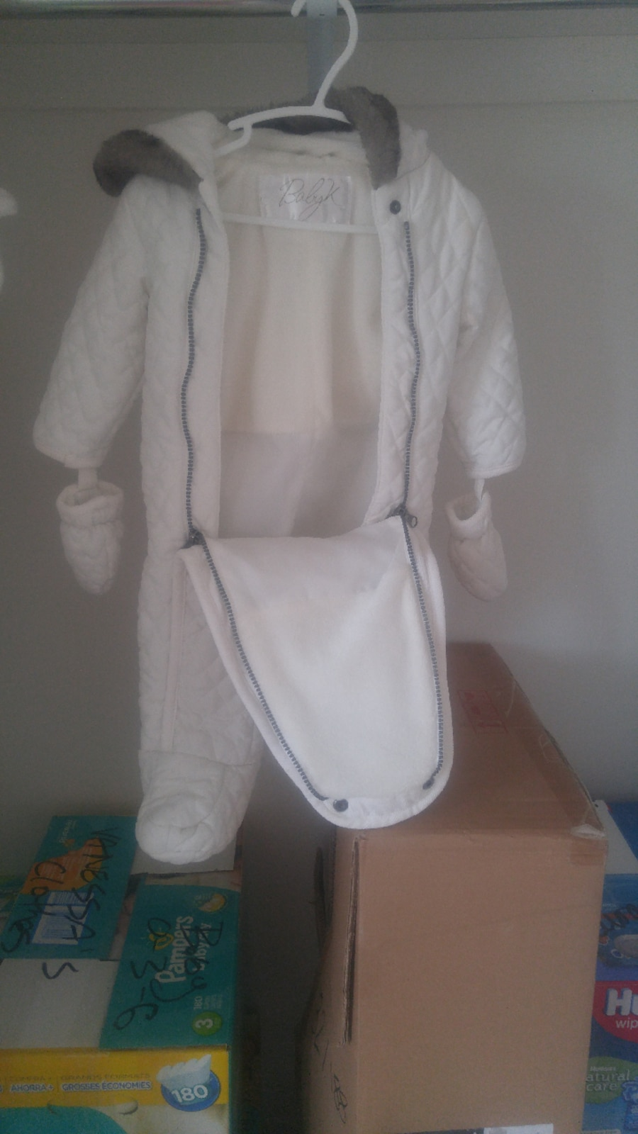 Baby snow suit 6-9months  - Ontario