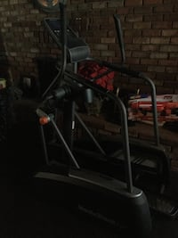 Black and gray elliptical trainer negotiable Colton, 92324
