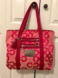 Authentic COACH POPPY TOTE Oklahoma City, 73159