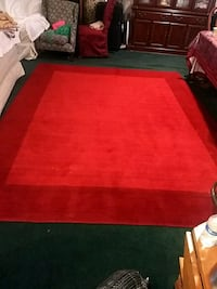 Carpet.... color Red.         Used Simi Valley, 93063
