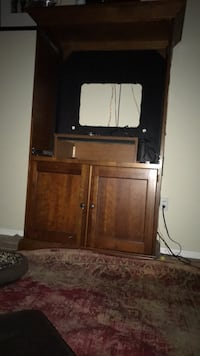 Solid wooden tv cabinet Fruitville