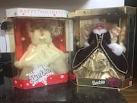 Special Edition Vintage Holiday Barbies Fort Washington, 20744