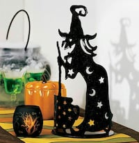 black witch home decor Kitchener