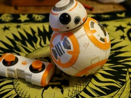Bb8 robot toy