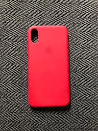 iPhone X iPhone XS Red  Apple Case Product Red Colorado Springs, 80917