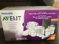 Avent double electric breast pump. Toronto, M6M 0B2