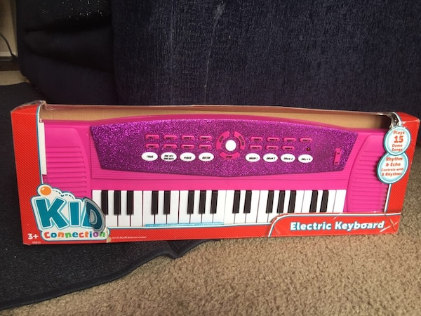 Kid connection Electric keyboard pink