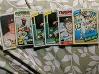 Rare and sought after baseball cards Crestline, 92322