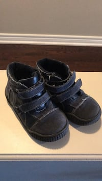 Size 9 kids, leather boots Vaughan, L4H 0C5