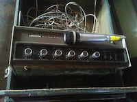 Vintage Lafayette Solid State PA system