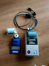 Gameboy Camera and Printer