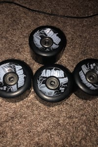 Long boarding Tires