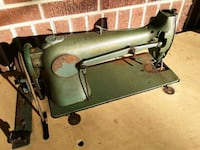 Vintage Husqvarna Industrial Sewing Machine