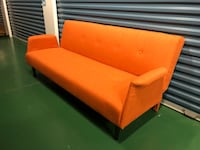 Orange Sofa Brampton, L6V