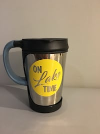 Customized Thermal plastic mug with lid Barrie, L4M 2M4
