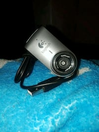 Logitech web cam, only used once... Independence, 64052