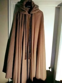 Wool Cape M/L with Hood Toronto