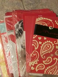 Valentine's Day cards brand new packs Temple Hills, 20748