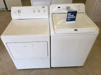 white washer and dryer set Fayetteville, 28303