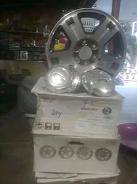 """18"""" rims for a ford truck unused Arvada, 80003"""
