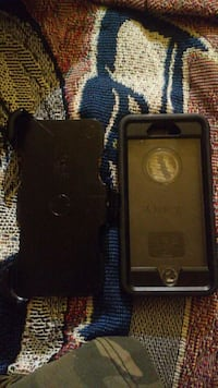 IPhone 6/6s Otterbox Defender series, case and holster