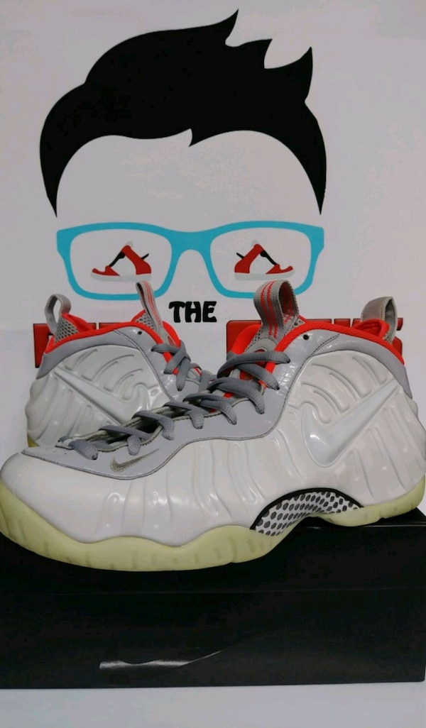 new style 79faa e3860 Used Nike Air Foamposite Pro PRM Men Shoes Size 10.5 for sale in Cleveland  - letgo