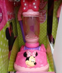 Never opened Mini mouse toy vacuum  Gainesville, 30506